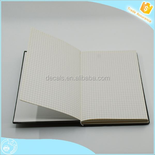 Get 100USD coupon fabric notebook a5 with black bookmark