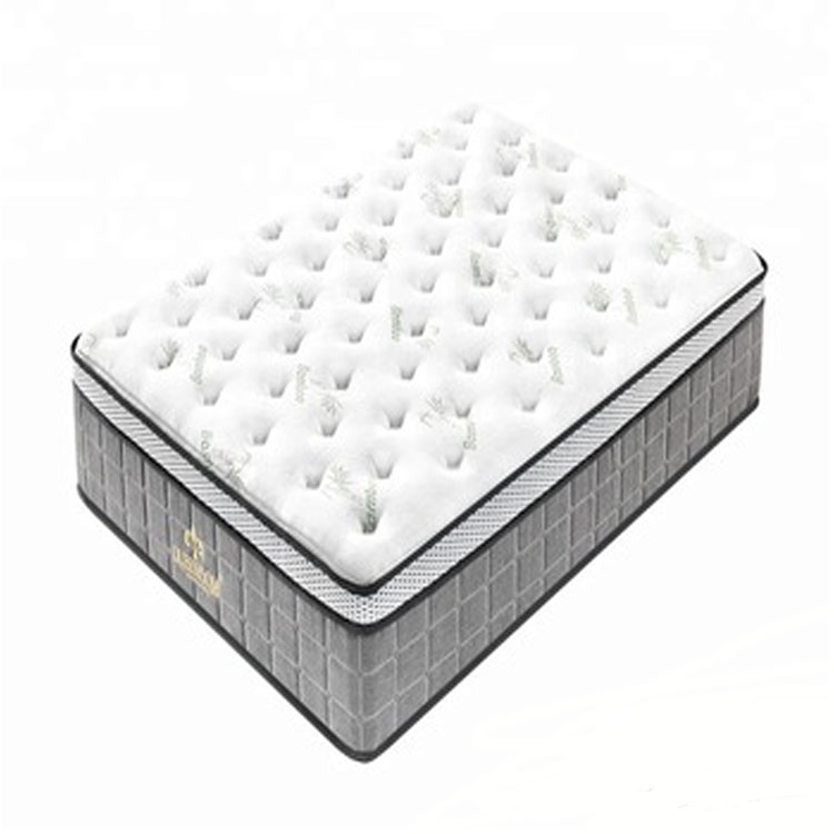 Best Quality royal comfort latex free emperor foldable spring mattress