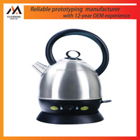 OEM new design develop household Electric kettle moulds rapid prototyping