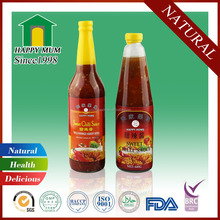 Thai Sweet Chilli Sauce Natural Hot Chilli Sauce Brands Factory