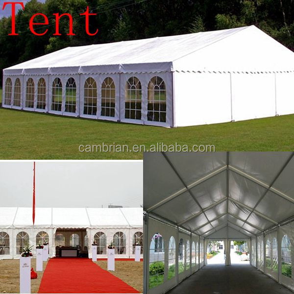 Best quality outdoor car show white tent with lowest price
