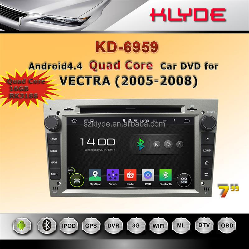 for opel vectra navigation multimedia with reversing camera
