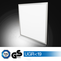 40w 55w 100lm/w 600mm led panel ceiling light with GS TUV certification