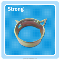 strong stainless steel spring style hose clamp with lower price