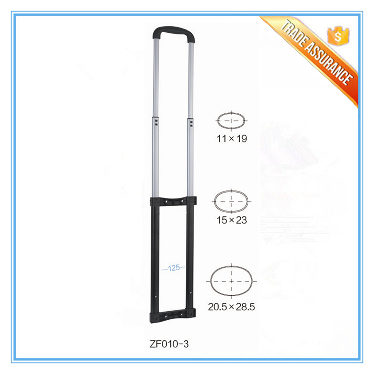 Best Price telescopic luggage handle replacement parts