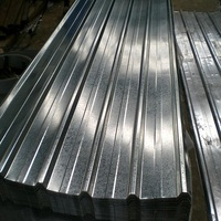 galvanized corrugated iron sheet / curved corrugated sheet steel