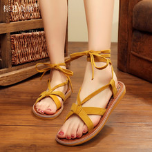 health care sandals massage sandals boot strappy sandals
