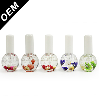 15ml Infused with flower softly scented nail cuticle oil jasmine oil