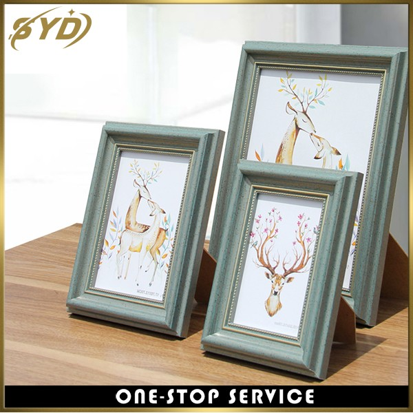 Best selling gifts European style Retro PS Foaming photo frame
