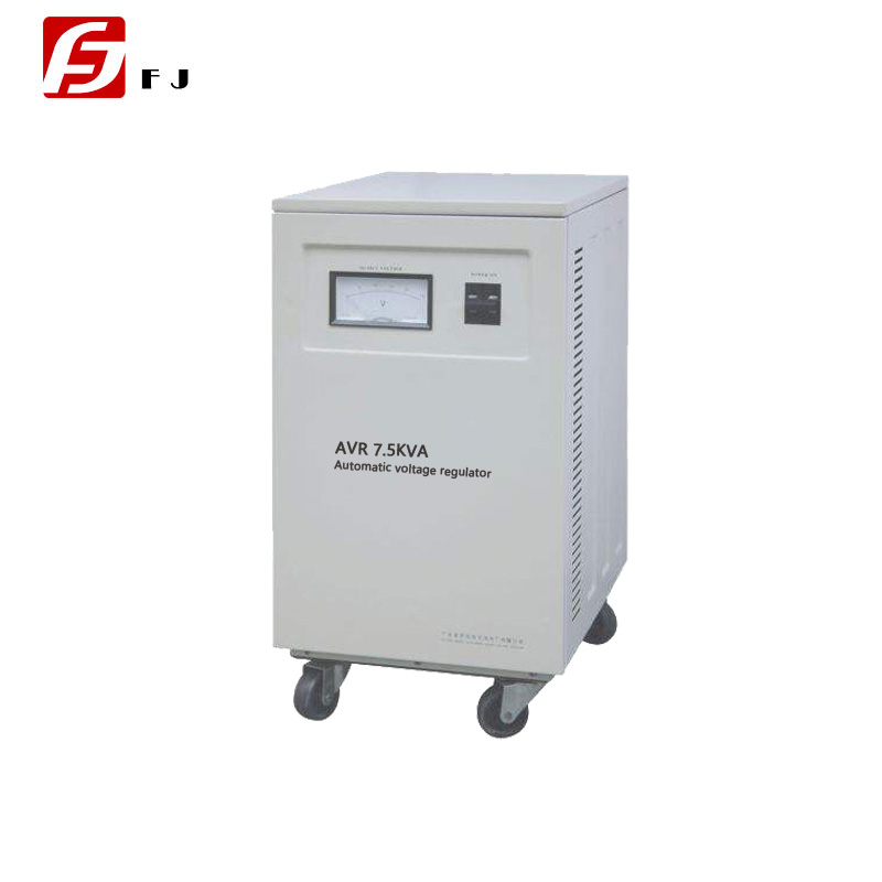Single phase automatic ac input 230v 7804 7805 7.5kw voltage regulator