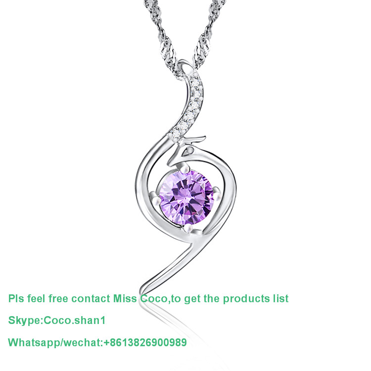 Factory hot sales new design necklace jewellery 2017 with good quality many design welcome to ask Jewelry pendant list