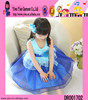 Children Clothes Baby Girl Frock Dress Wedding Party Baby Girl Frock Dress
