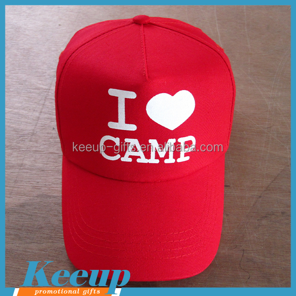 High Quality Printed Baseball Cap for Giveaways/cheap baseball caps