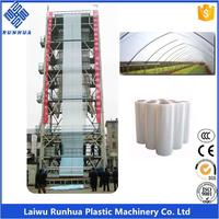 12m multi-layer coex agricultural film blowing machine