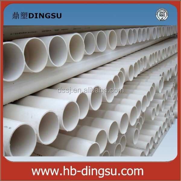SDR 41 75mm white color plastic drainage pipes/sdr 41 pipe