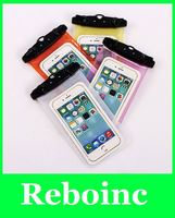wholesale durable waterproof bag cover for iphone5