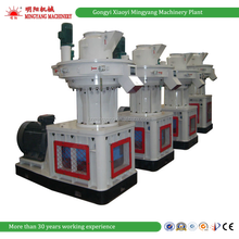 Factory sale wheat straws wood sawdust pellet production line/wood pellet making machine 008615039052280