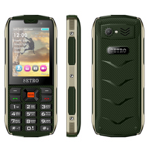 Setro SH8 GSM 6 Magic Voice 3 inch 5 Card Mobile 10850 mAh 4 Sim Phone