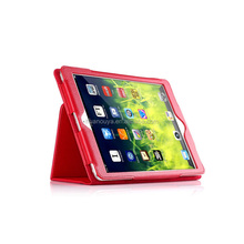 For iPad 234 Air 5 Leather Cases Flip Wallet Cover Book Stand Skin With Wholesale Factory Price