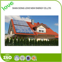 High Efficiency 250W Poly pv solar panel price solar panel pakistan lahore