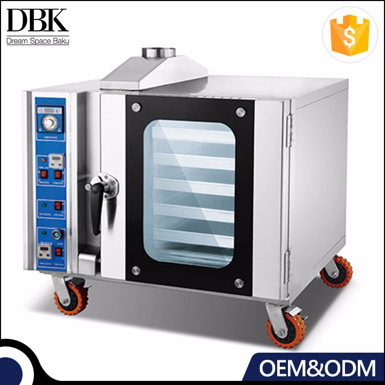 DreamsBaku Industrial bread making machines/french bakery equipment/gas convection ovens