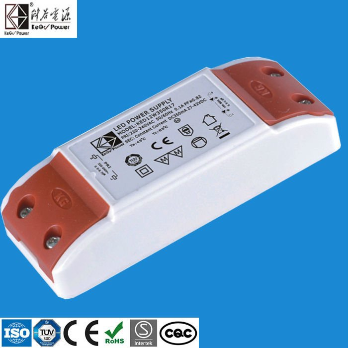 External LED Power Supply with CE TUV