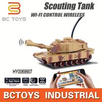New Wireless Andriod wifi controlled spy tank with camera car backup camera for toyota corolla