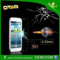 shock proof tempered glass film for samsung galaxy young s3610 screen protector