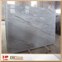 Polished Natural stone snow white marble