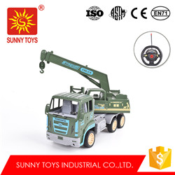 4 channel military style rc dumper cheap plastic toy trucks for sale