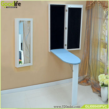 New wall mounted mirror ironing board from goodlife