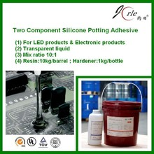 double part potting glue for electronic products
