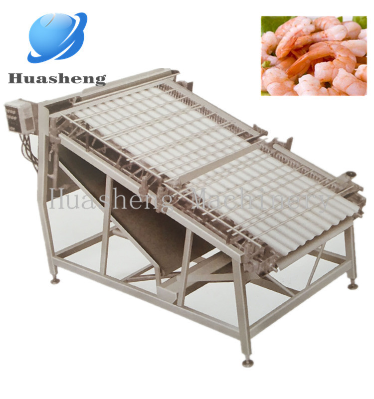 Shrimp peeler Prawn peeling machine stainless steel high quanlity free installing