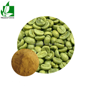 Pure Green Coffee Bean Extract Powder For Weight Loss