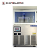 Heavy Duty Industrial Blue Light Ice Cube Maker Combination Model Ice Machine