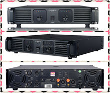 2400W dj equipment 2 channels high power stage sound system steoro power amplifier