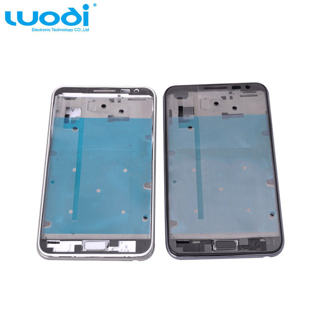 LCD Touch Screen Digitizer frame LCD bezel frame for Samsung Galaxy Note i9220 best price