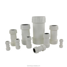 Plastic PVC Hydraulic Quick Pipe Compression Coupling Fitting