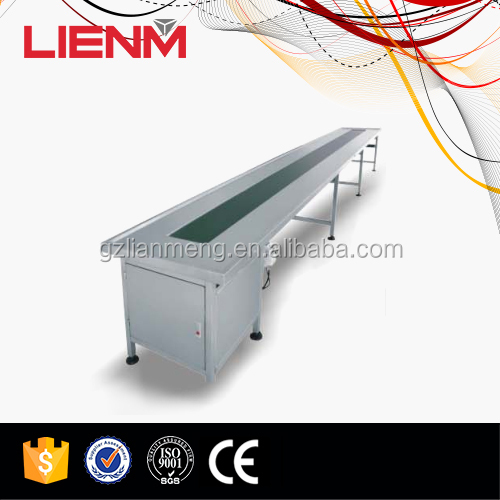 Cosmetic Dressing Case Packing Belt Conveyor