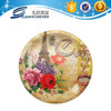 Customers can customize the round plastic food tray, cookie trays,round tray