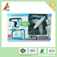 Funny game four way plastic remote control kids toy plane