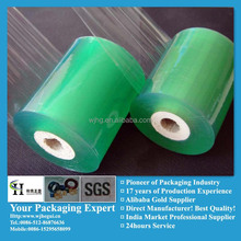blue indian PVC Stretch Film for cable and wire coils