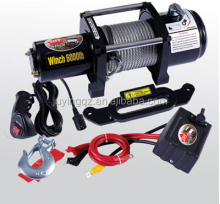 DC 12 V Car Winch, Mini 12 V Electric Winch