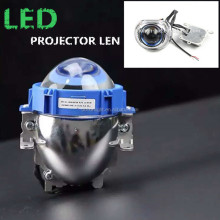DOHON 6000K car led headlight fog light led projector lens with excellent high low beam bi led projector
