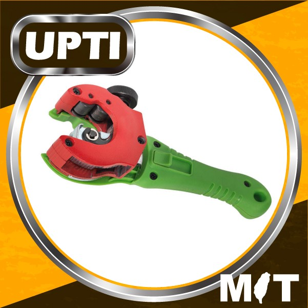 Taiwan Made 2 in 1 Automatic Ratcheting Tube Cutter DIY Auto Tubing & Ratchet Cutter