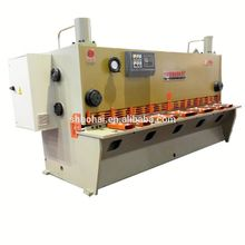 White hair in this field factory professional use hydraulic metal cutting machine