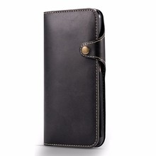 Flip Cover For Samsung Galaxy S8 Plus PU Leather Wallet Case Mobile Phone Card Slot Cash Pocket With Lanyard
