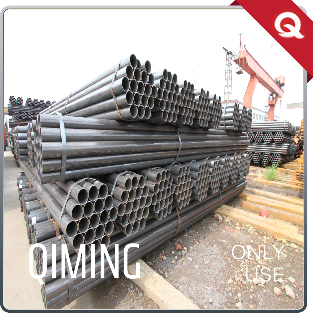 ERW seamless carbon steel pipe for oil and gas transport
