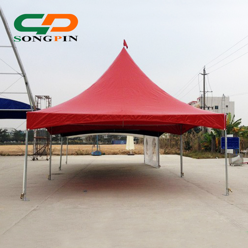 6x6 pagoda works 6 man tent for outdoor events