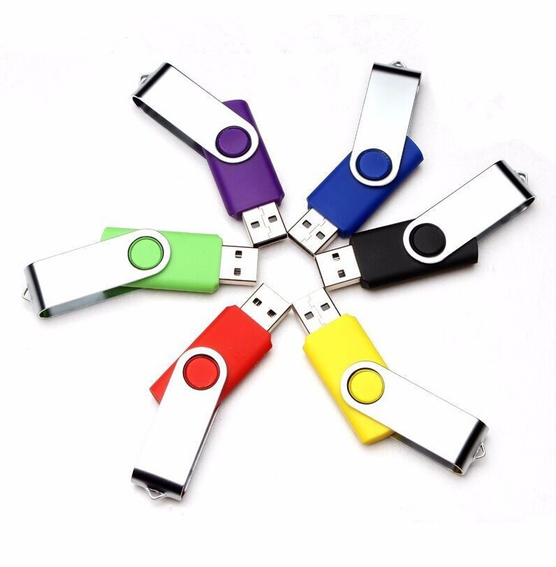 Wholesale Customized Promotional Gift Twister Usb Flash Drive